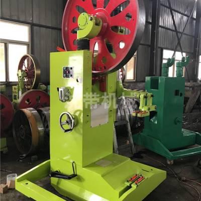 圆木开料机小型带锯床-滁州带锯床-沈带机械
