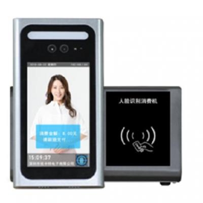 北京刷脸消费系统JW2FDE识别太快效率高