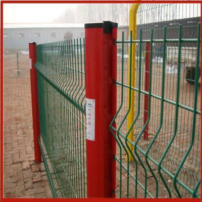 怎样编铁丝网 河道铁丝网 安平绿色丝网围栏网图