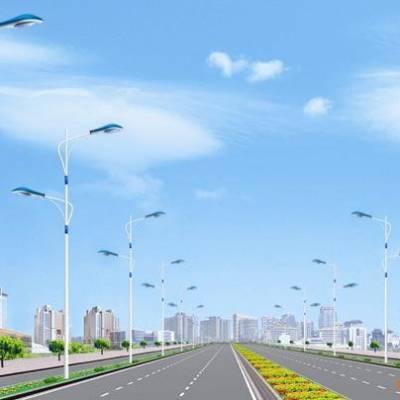 西藏220V市电路灯生产厂家 SME-LED 10米200W市政路灯价格