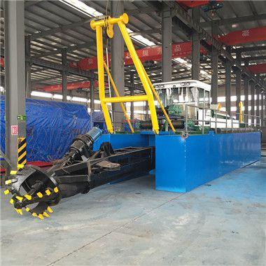 二手抽沙船厂家(图)-挖沙船的日常保养维护-抽沙船