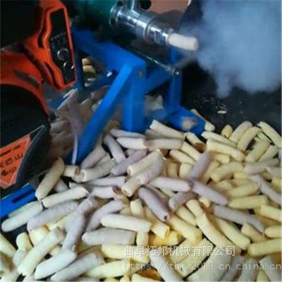 限量供应多功能香酥食品膨化机 面粉食品膨胀机视频