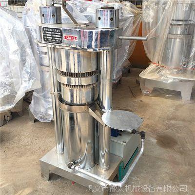 豫太高出油率香油机 全自动液压榨油机 油坊小磨香油机