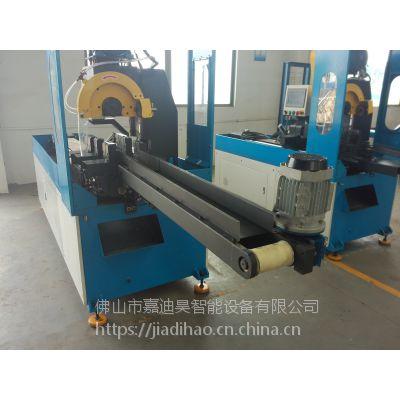 广东半自动切管机生产厂家,嘉迪昊国内管材加工设备品牌