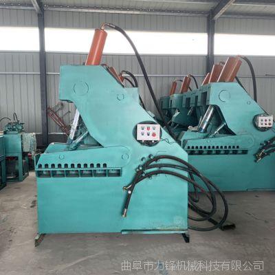 厂家定做鳄鱼式剪切机 金属钢筋剪切机 槽钢角钢废铁切断机