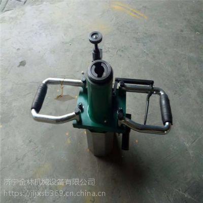 一林机械生产ZRS25-50/400型手持式乳化液钻机