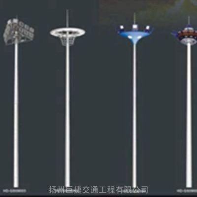 LED高杆灯厂家价格表_可配升降系统_15米_18米钠灯中杆灯_20米_25米_30米高杆灯