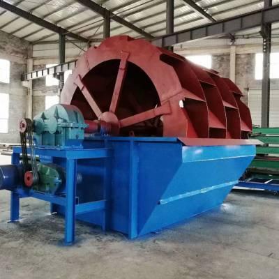 广东洗沙生产线设备 洗河沙轮斗洗沙机 沙场设备 洗石机