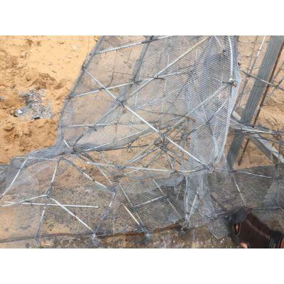 假山菱形网 假山专用菱形板网 镀锌菱形网