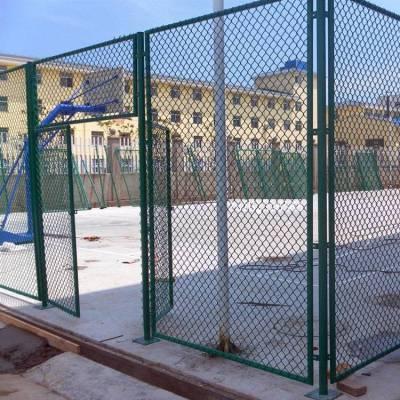 华蓥篮球场地护栏围网价格-篮球场安全围网-篮球场护栏网多少钱