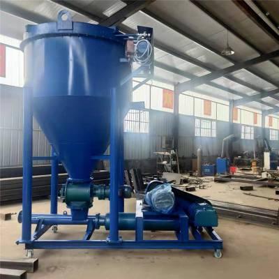 滑石粉气力输送机反应釜加料气力输送机化肥颗粒气力输送机