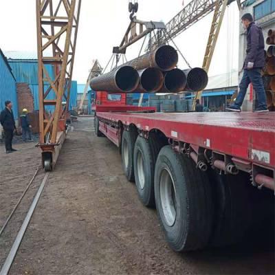 冲孔滤水管273mm 井壁管2.75、3、4、5、6壁厚打井钢管 花管 厂家开启销售模式