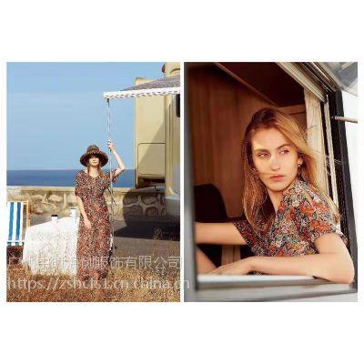 上海欧丝蒂雅文女装折扣品牌货源连锁女装批发尾货库存多种款式多种风格