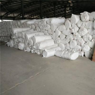 大量出售128kg硅酸铝耐高温甩丝毯