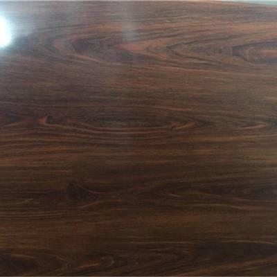 做门经济适用 镀锌木纹板 不锈钢PVC覆膜工艺 经久耐用不掉色