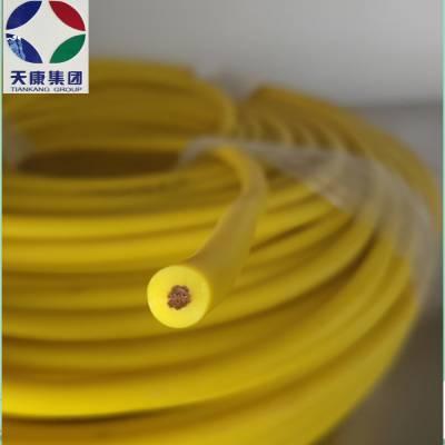 安徽天康集团GGR 1*35硅橡胶电缆价格高柔性耐高温