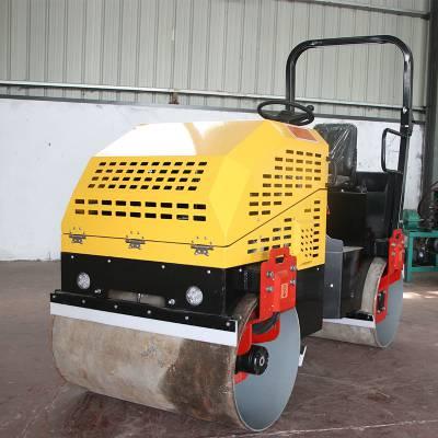 专业生产座驾式小型压路机价格4-6吨压路机到货快