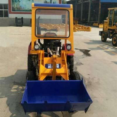 新型06型轮胎式装载机 拖拉机型装载机 工地水泥混泥土装载机