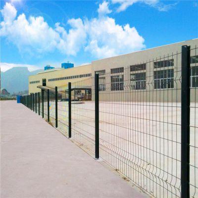 管理区防护栏 广场隔离防护栏 开发区防护栏厂家