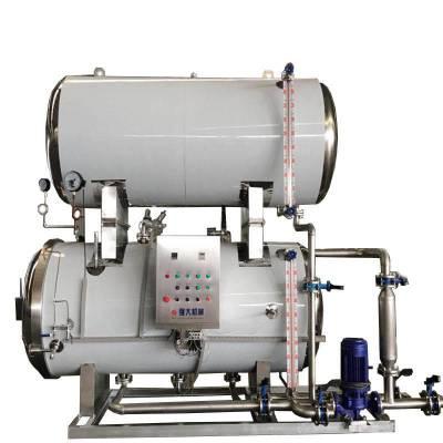 电加热灭菌罐专业制造商 春泽卧式单锅杀菌锅