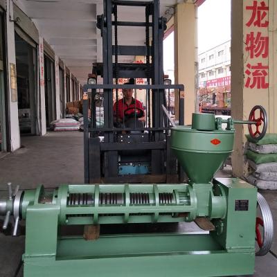 蚌山花生液压榨油机全自动花生液压榨油机多少钱一台 安徽厂家直销