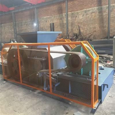 液压对辊式制砂机-河南省奥特威机械-宁夏对辊式制砂机