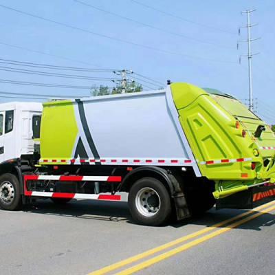 后装式压缩垃圾车出厂售后维修电话 楚胜压缩垃圾车厂电话