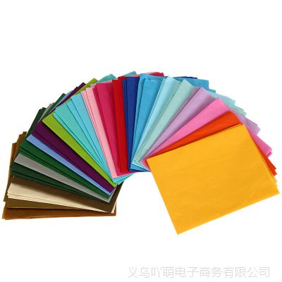 儿童DIY材料纸 彩色皱纹纸 手工卡通花束材料纸 幼儿园益智材料