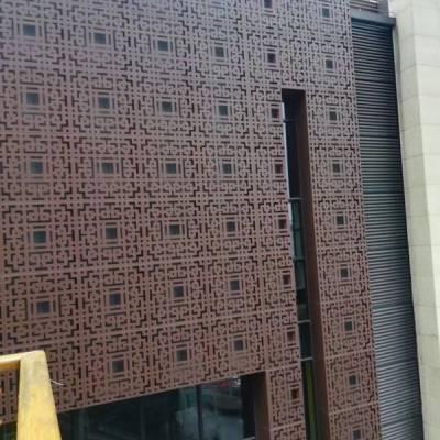 定制造型铝单板 铝单板吊顶 商场包柱铝单板