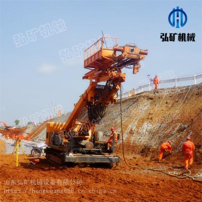基坑护坡钻机/自进式锚杆钻机/多规格的锚固钻机护坡