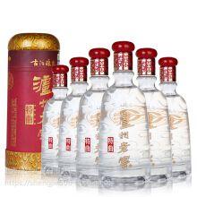 52度白酒专卖/上海泸州老窖500ml