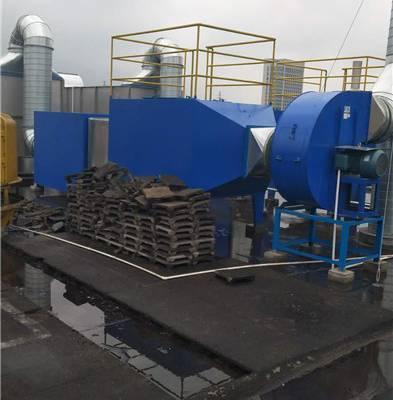 合创蓝天-有机废气处理-废气处理