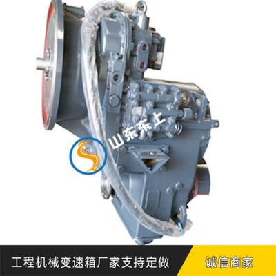龙工CDM866N铲车ZF定轴式电液控变速箱山东配件厂家