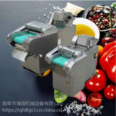 全自动切菜机 660多功能切菜机 胡萝卜切段机 质优价廉 欢迎选购