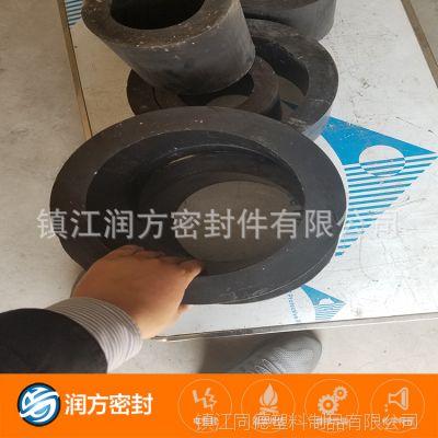 聚四氟乙烯模压管规格众多 进口料塑料王PTFE管 黑色四氟耐磨损管