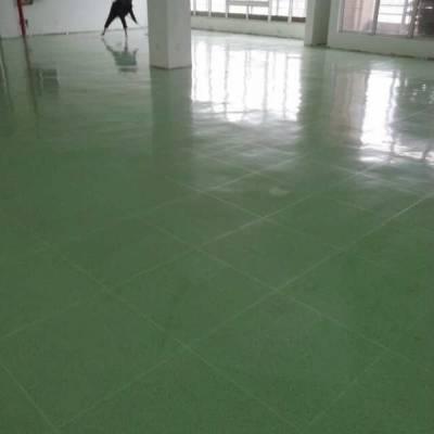 美亚永久性PVC防静电地板
