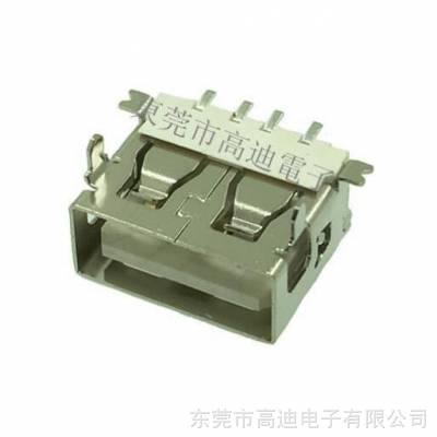 USB插座贴片式过盐雾测试,USB插座不锈钢壳子,不锈钢USB接口耐温