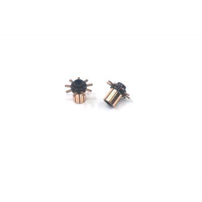 【批发供应】9极微型换向器 微电机配件全规格微型换向器