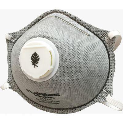 活性炭口罩防雾霾PM2.5 防病菌KN95口罩过滤棉呼吸阀口罩