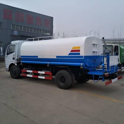 12吨市政环卫洒水车 福田园林洒水车 喷洒车厂家排名