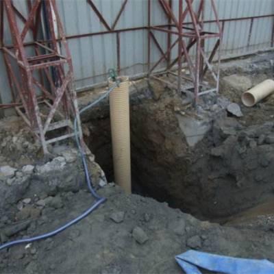 六合钻井地下水监测井费用