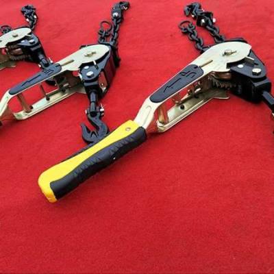 4T链条封车器批发促销8T10T15T20T矿车链条封车器