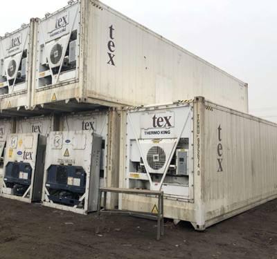 二手水果集装箱冷库定制-水果集装箱冷库定制-钰钜集装箱维修处