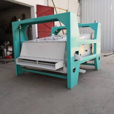 小麦清理机华粮机械清理机工作原理
