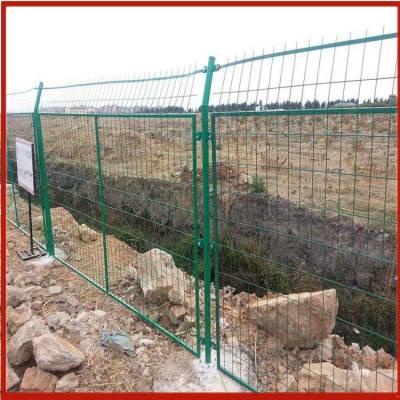 防爬金属隔离网 圈地波浪围栏网 隔离网加工定做