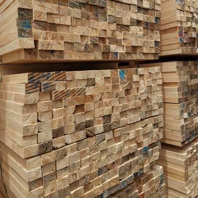腾达木材 优质工程木方厂家 优质工程木方尺寸