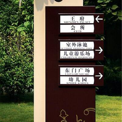 北京旅游景区标识设计优质商家每日报价