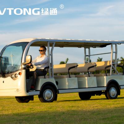 广东珠海电动观光车厂家景区观光旅游车价格表