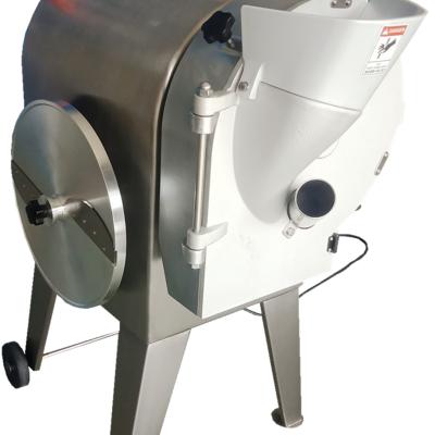 球茎类切菜机 土豆切条机 萝卜切丝机 整机不锈钢材质 切丁标准