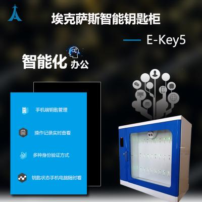 埃克萨斯智能钥匙柜e-key4自动传感上传数据信息钥匙独立授权智能管理系统质量保证